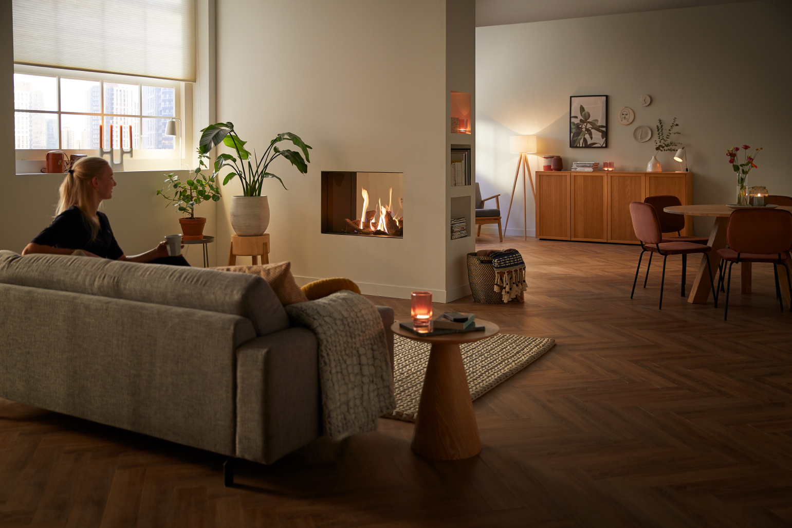 Why should I buy a gas fireplace?
